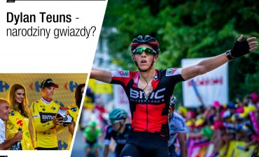 Ride BMC in Poland 02 - Dylan Teuns - narodziny gwiazdy (mat. pras.)