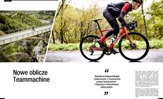 Ride BMC in Poland 02 - Nowe oblicze Teammachine (mat. pras.)