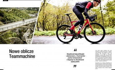 Ride BMC in Poland 02 - Nowe oblicze Teammachine (mat. pras.)