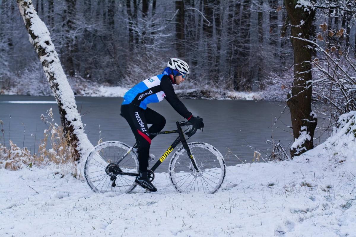 BMC Crossmachine CXA01 – wiele potrafiący wyścigowy rower przełajowy