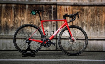 BMC Teammachine SLR01 DISC testowany przez redakcję bikeworld.pl 01 (fot. bikeworld.pl)