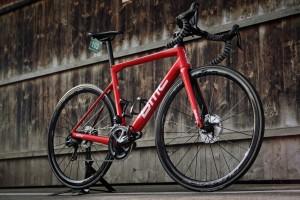 BMC Teammachine SLR01 DISC testowany przez redakcję bikeworld.pl 02 (fot. bikeworld.pl)