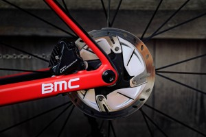 BMC Teammachine SLR01 DISC testowany przez redakcję bikeworld.pl 05 (fot. bikeworld.pl)