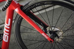 BMC Teammachine SLR01 DISC testowany przez redakcję bikeworld.pl 06 (fot. bikeworld.pl)