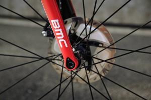 BMC Teammachine SLR01 DISC testowany przez redakcję bikeworld.pl 09 (fot. bikeworld.pl)