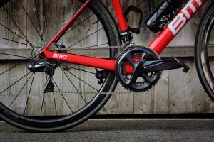 BMC Teammachine SLR01 DISC testowany przez redakcję bikeworld.pl 10 (fot. bikeworld.pl)