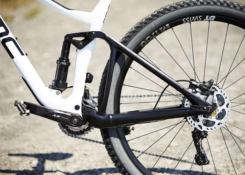 BMC Agonist 02 ONE testowany przez redakcję bikeworld.pl 03 (fot. Tomasz Makula/bikeworld.pl)