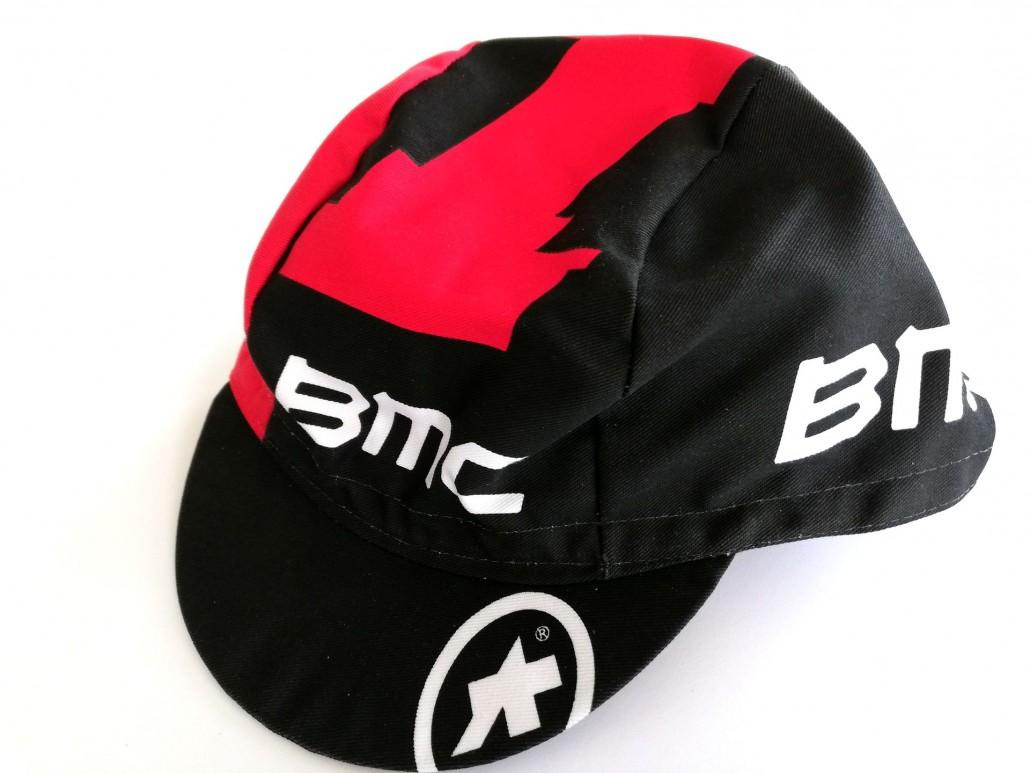 Czapka kolarska BMC Racing Team