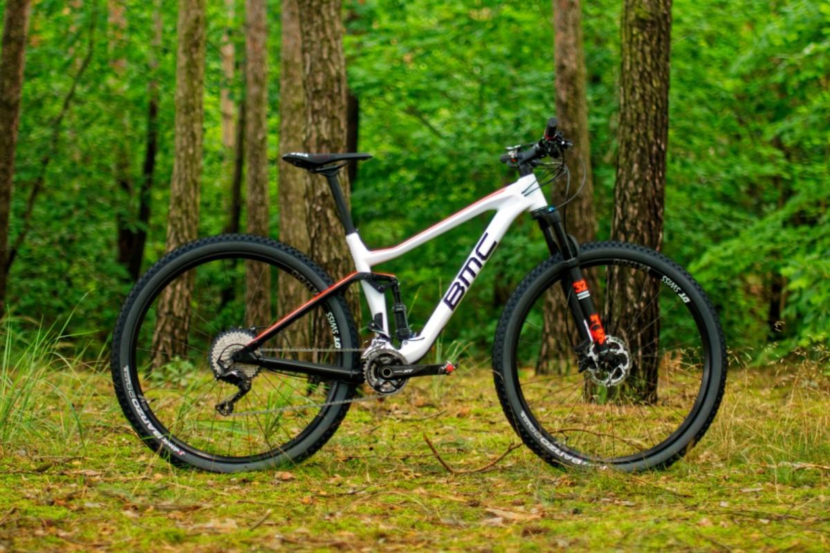 BMC Agonist 02 – rower idealny na maratony i szlaki