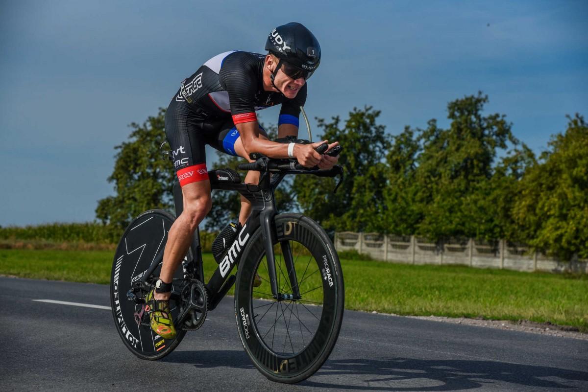 Maciej Chmura z GVT BMC po raz kolejny mistrzem Polski