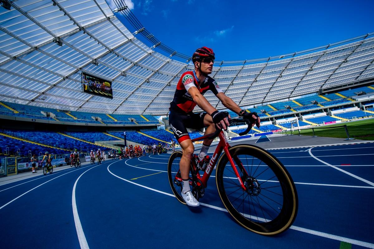 Tour de Pologne: Roelandts w pierwszej dziesiątce