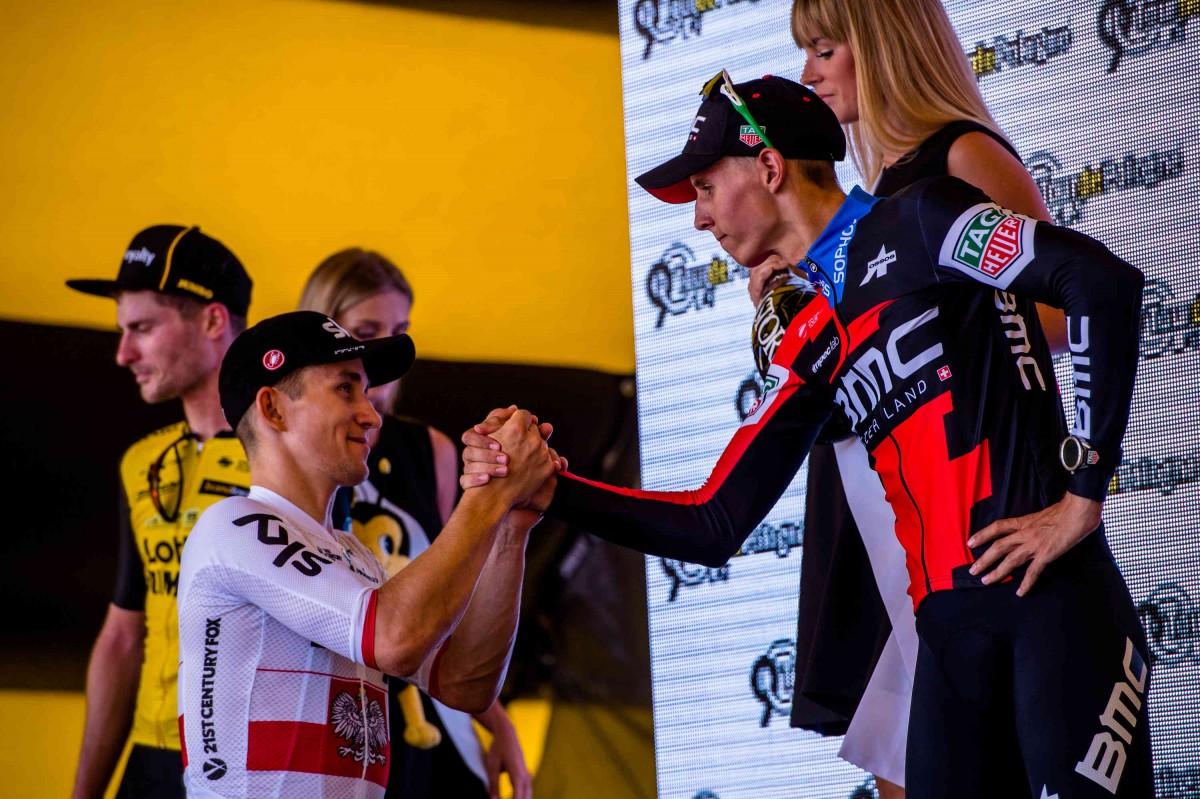 Tour de Pologne: Teuns znów na 2. miejscu