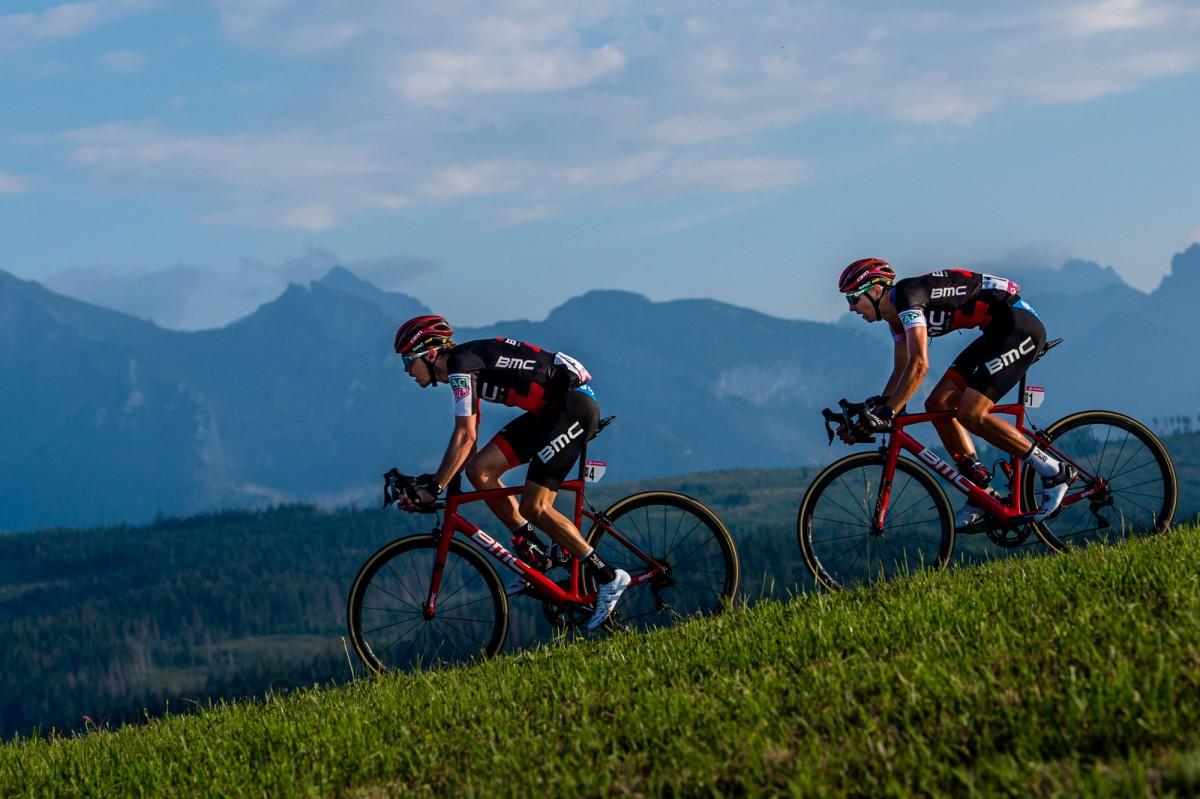 Tour de Pologne: Teuns wciąż w ścisłej czołówce