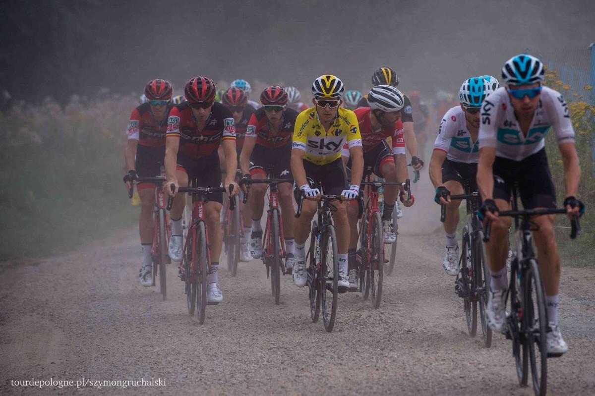 """Tour de Pologne: Teuns kończy wyścig na 5. miejscu w """"generalce"""""""