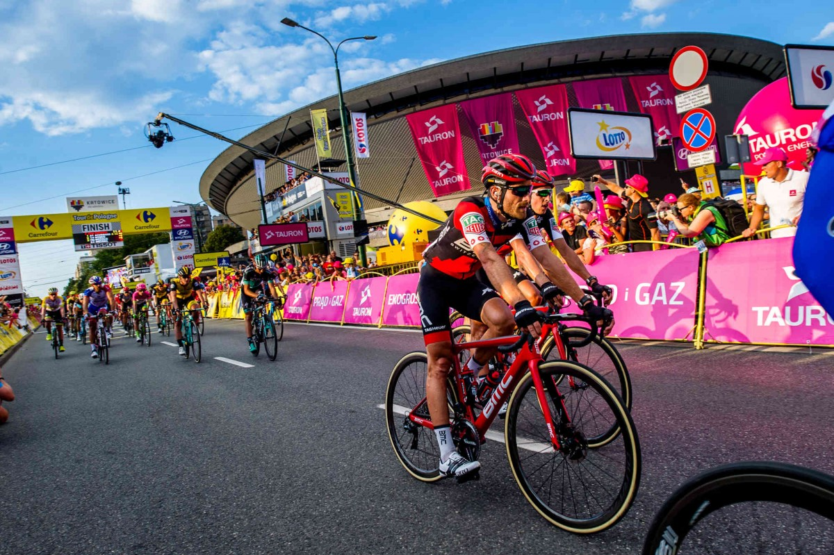 Tour de Pologne: Bettiol w ataku przed sprintem