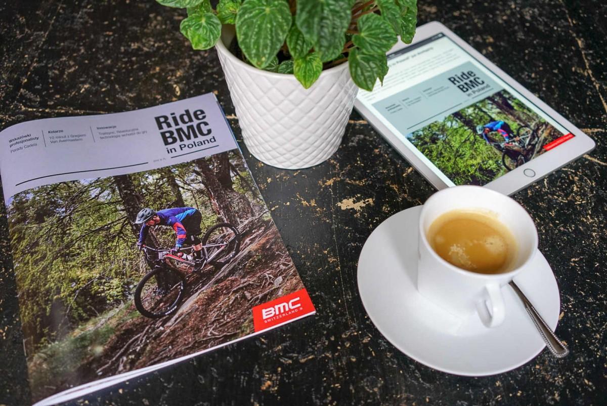 """Trzeci numer """"Ride BMC in Poland"""" już dostępny"""