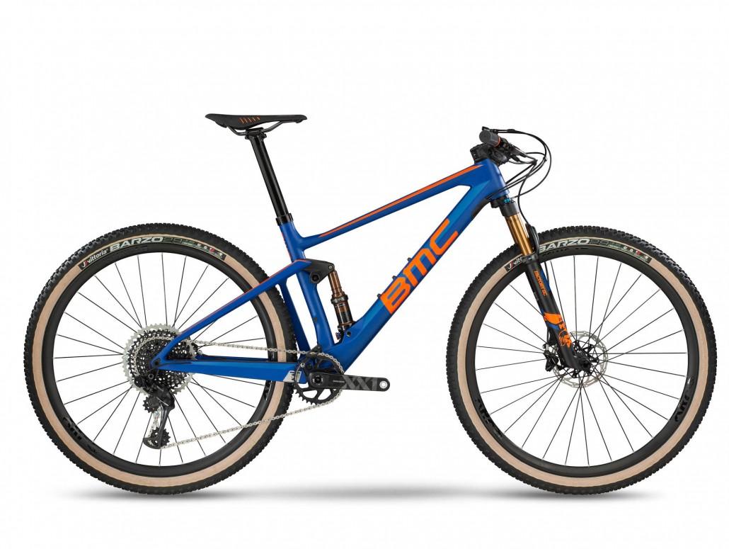Rower górski BMC Fourstroke 01 ONE 01 (mat. pras.)