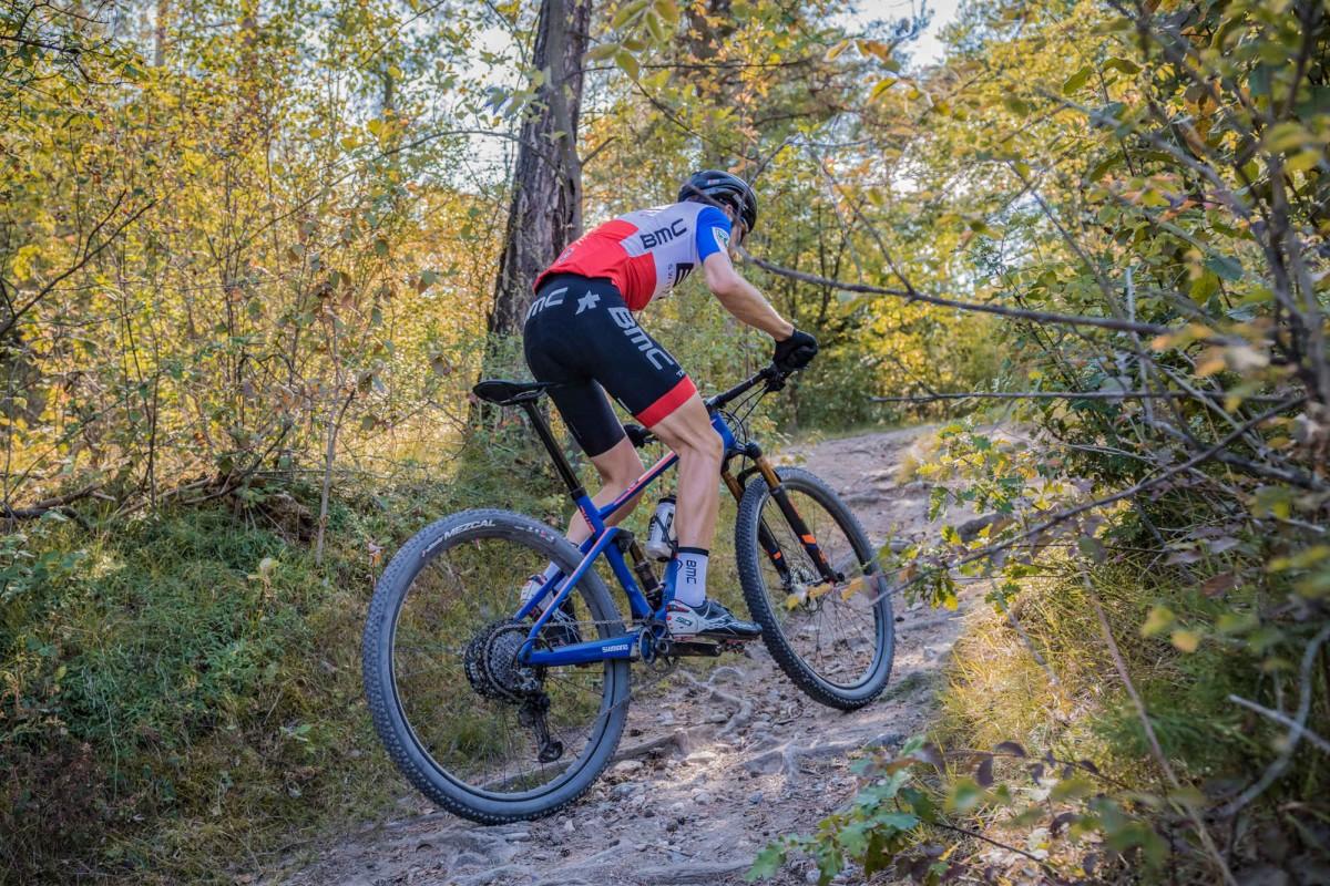 Nowe rowery wyścigowe BMC Fourstroke 01