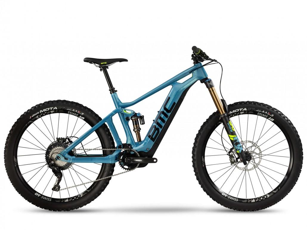 Elektryczny rower górski BMC Trailfox AMP SX 01 (mat. pras.)
