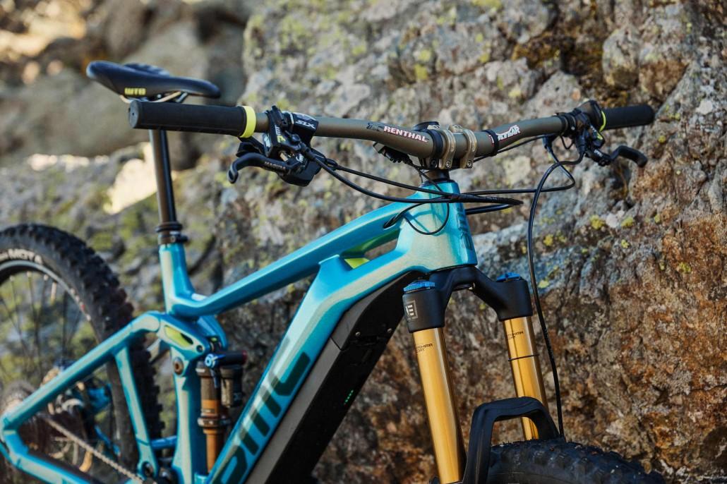 Elektryczny rower górski BMC Trailfox AMP SX 02 (mat. pras.)