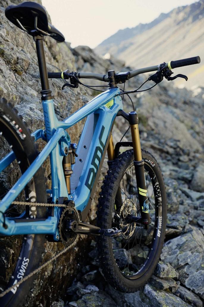 Elektryczny rower górski BMC Trailfox AMP SX 03 (mat. pras.)