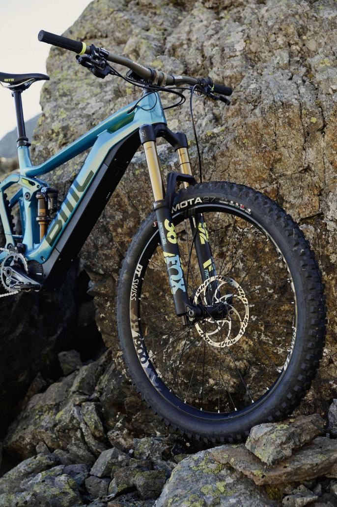 Elektryczny rower górski BMC Trailfox AMP SX 04 (mat. pras.)