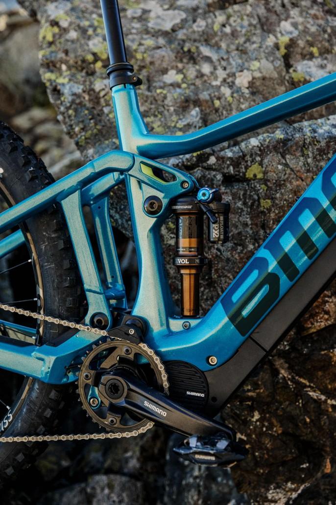 Elektryczny rower górski BMC Trailfox AMP SX 05 (mat. pras.)