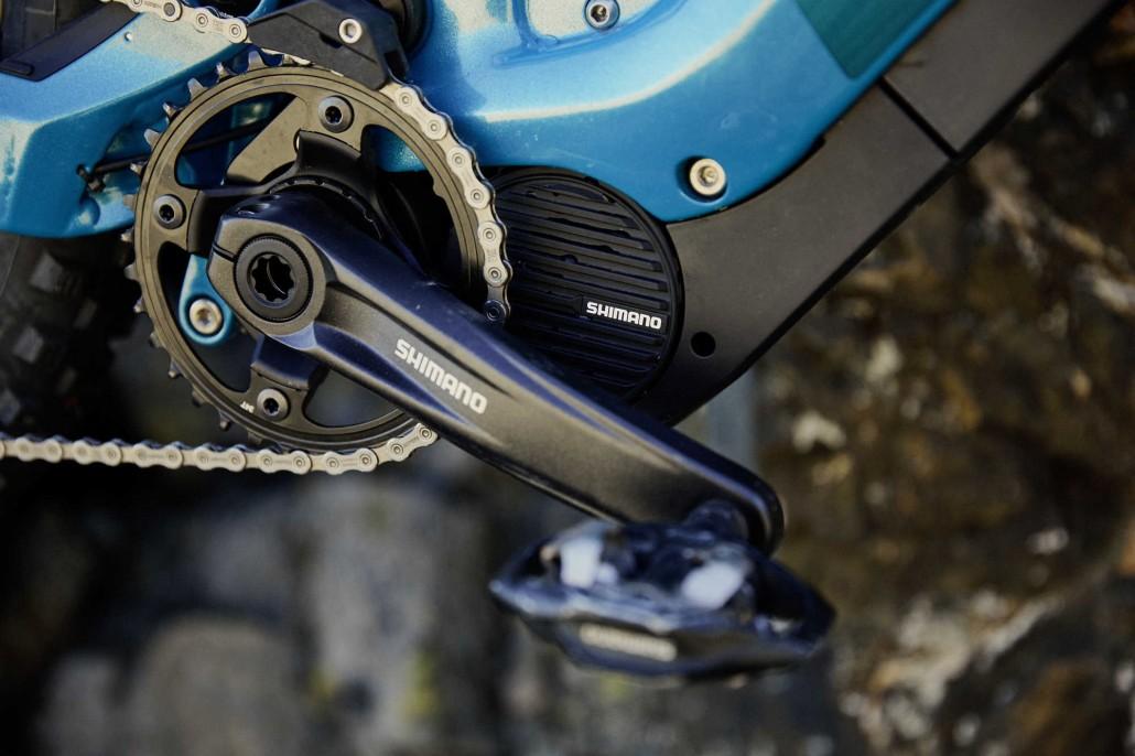 Elektryczny rower górski BMC Trailfox AMP SX 06 (mat. pras.)