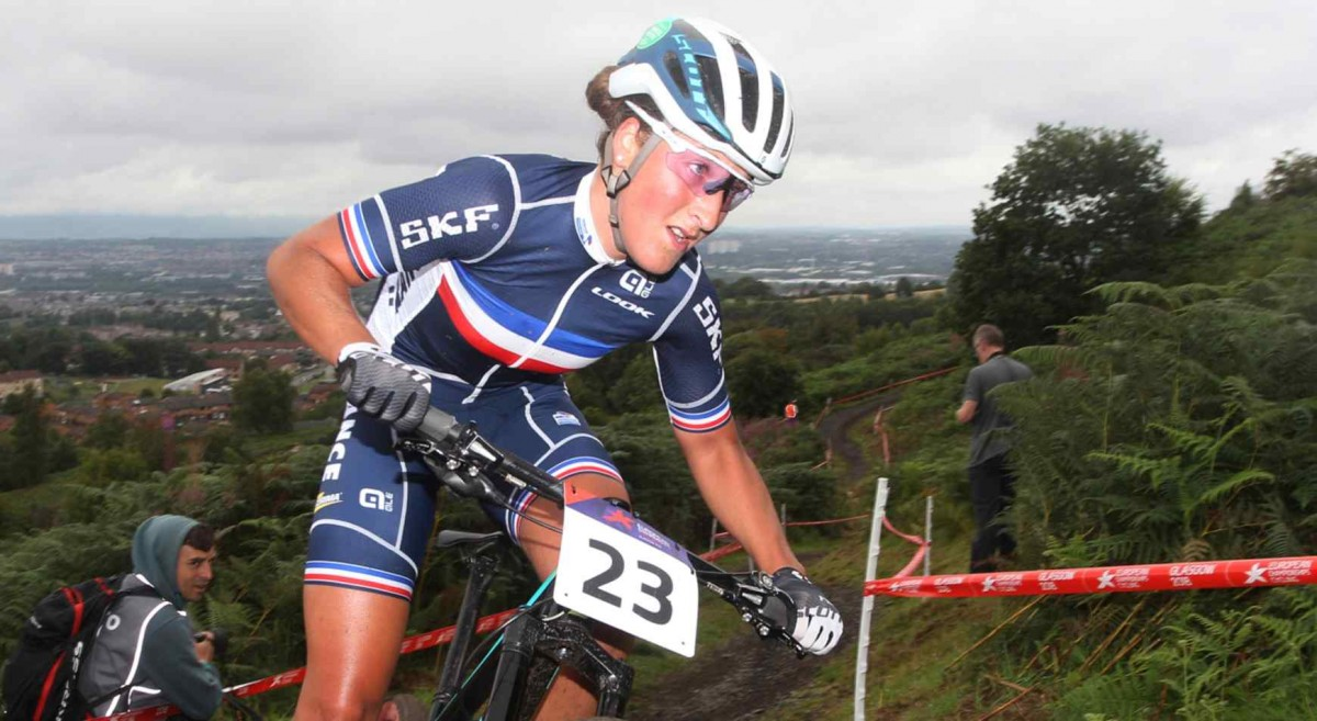Julie Bresset dołącza do BMC MTB Racing Team