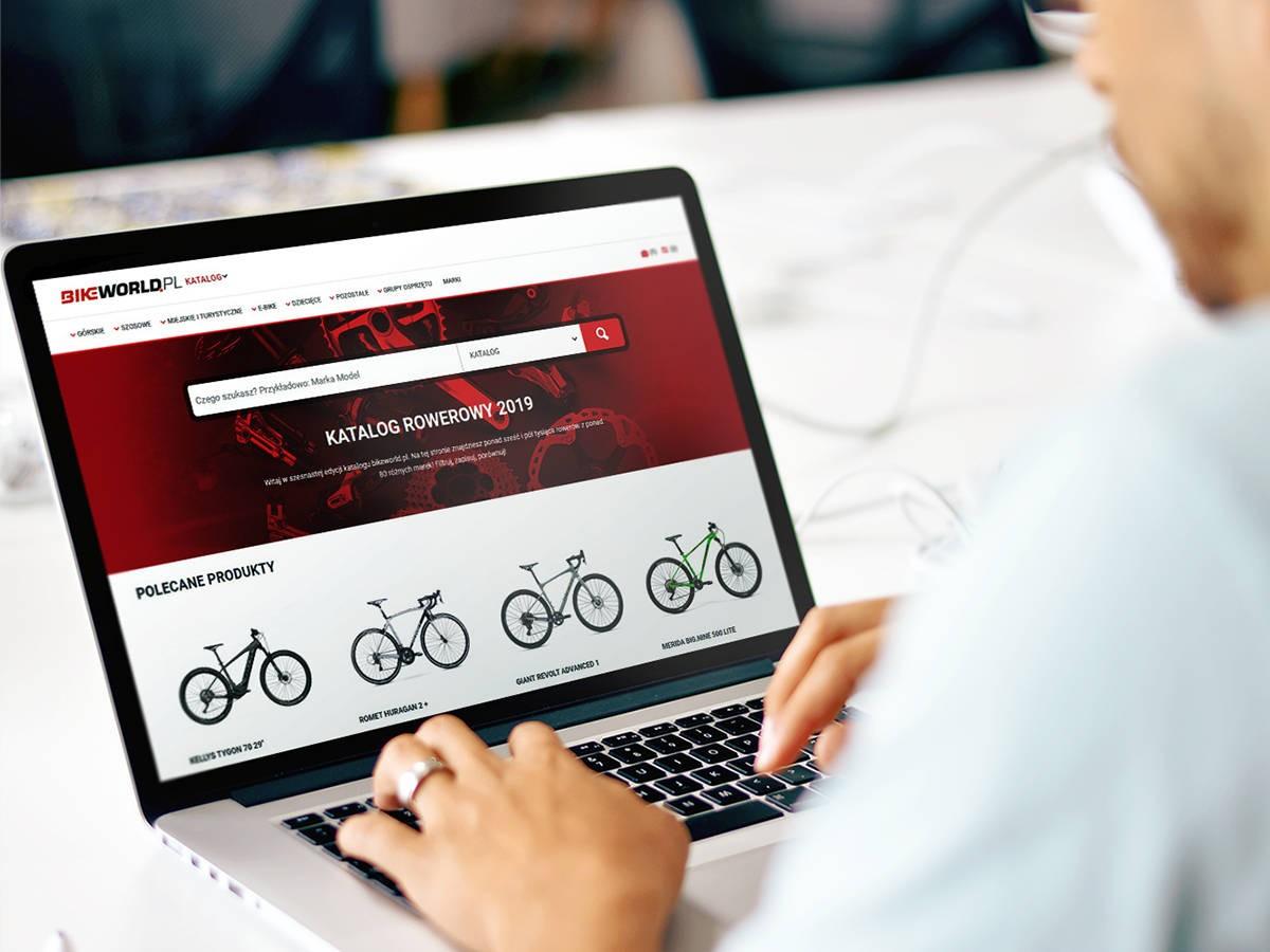 Nowe rowery BMC w katalogu bikeworld.pl