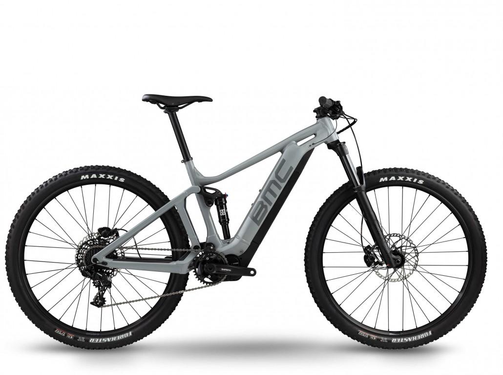 Elektryczny rower górski BMC Speedfox AMP FIVE (mat. pras.)