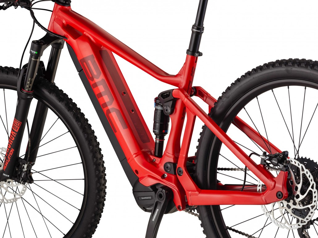 Elektryczny rower górski BMC Speedfox AMP FOUR 02 (mat. pras.)