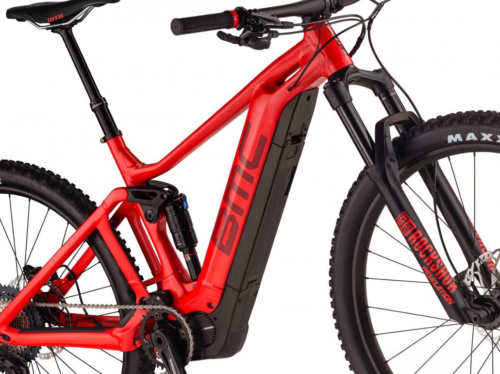Elektryczny rower górski BMC Speedfox AMP FOUR 03 (mat. pras.)