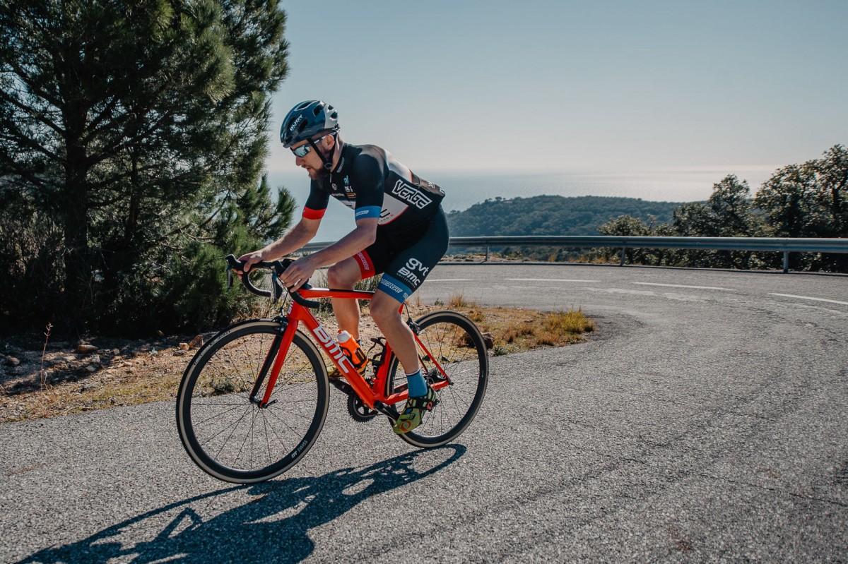 GVT BMC Triathlon Team z nowymi rowerami startowymi