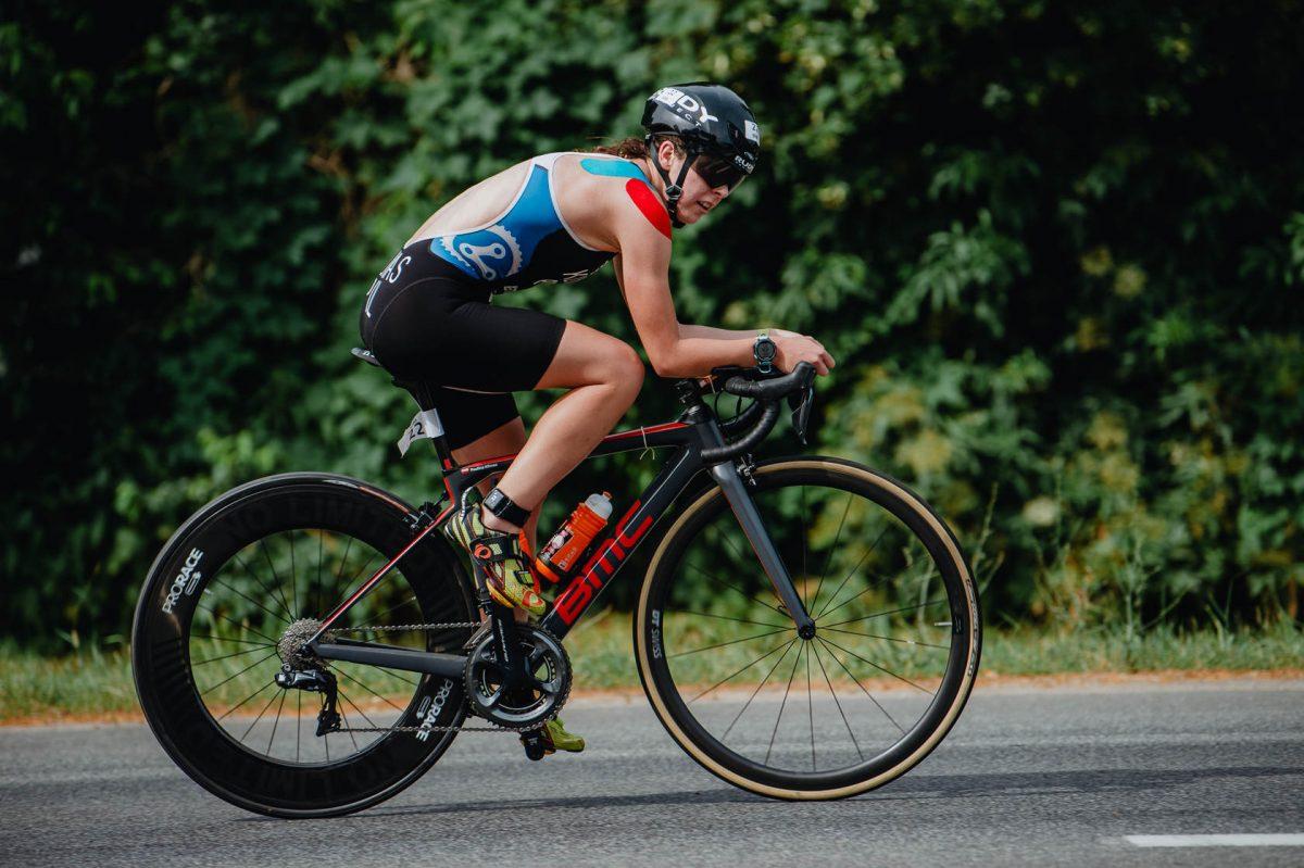 Ironman 5150 Warsaw dla GVT BMC Triathlon Team