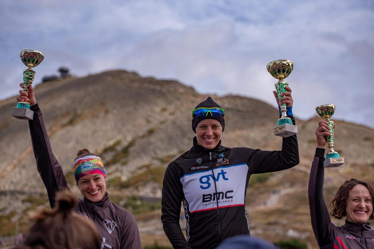 Paulina Kotfica zwyciężczynią Triathlonu Karkonoskiego